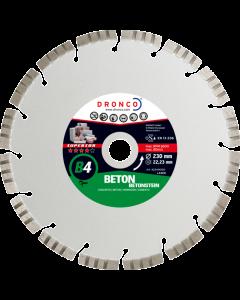Diamond Cutting Disc 115x2.0x22 B4 SUPERIOR DRONCO 4114110100(4110110)