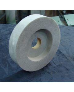 Шлифовальный круг Т5 100x 50x 20.0 1A/ 60x30 белый A98B F46 K CARBORUNDUM