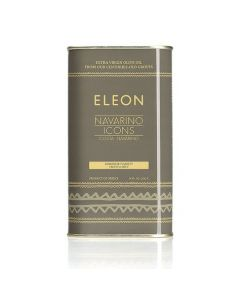 Eleon extra virgin olive oil 1000 ml tin NAVARINO