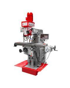 Milling machine BF600D  400V/1400W/2400W HOLZMANN