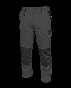 Рабочие брюки EDGAR II графитовый цвет 56 HT5K279-1-2XL HÖGERT