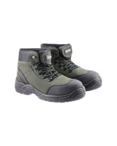 Ботинки защитные RANDOW S3 SRC черно-зеленые размер 42 HT5K562-42 HÖGERT