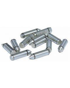 V-образные и конусообразные наконечники для внутреннего микрометра 6-пар/комплект 55° INSIZE 7321-T2S