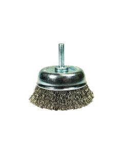 Cup brushes 75x6 crimped stainless wire 0.3mm 0008-600361 ECO OSBORN