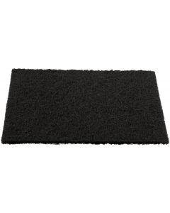 Non-woven web hand pad NPA500 152x 229 grey/ultra fine SIC 342851 KLINGSPOR