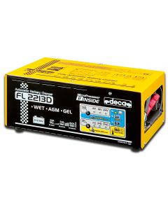 Akulaadija FL 2213D 6-12-24V  15-260 Ah  electronic  DECA