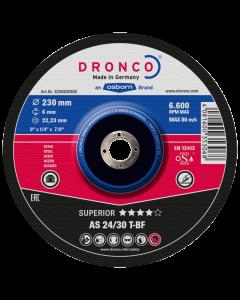 Hiomalaikka 115x 6.0x22 AS24/30T superior T42 DRONCO 3116520100