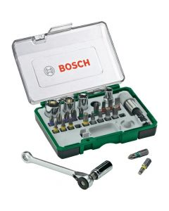 Screwdriver Bit Set 27pcs BOSCH 2607017160