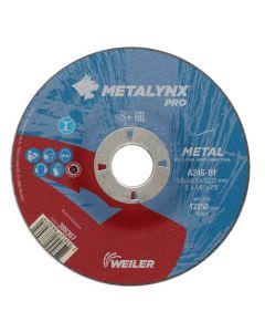 Grinding disc 125x 6.5x22 A 24S-BF pro metal T42 SKORPIO/METALYNX 388307(135632)