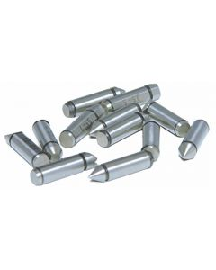 V-образные и конусообразные наконечники для внутреннего микрометра 6-пар/комплект 60° INSIZE 7321-T1S
