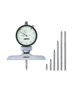 Dial depth gauge 2342-202 mm 0-300/0.01mm INSIZE
