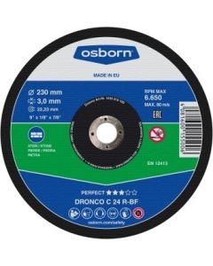 Katkaisulaikka kivi 180x3.0x22 C 24R PERFECT OSBORN/DRONCO 1185015100