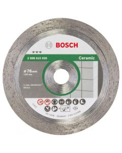 Diamond Cutting Disc  75x1.9x10 for ceramic BOSCH 2608615020