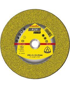Cutting disc 230x2.0x22 A 24 EX Extra KLINGSPOR 286456