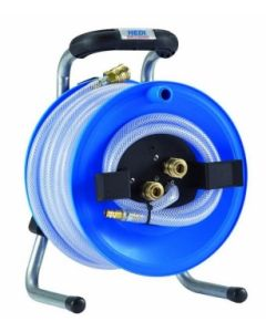 Сompressed-air hose reel PRIMUS distributor 20m/9-2.5mm 12bar plastpoolil K1Y20LV9 HEDI