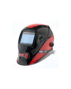 Welding helmet P950 TURBO   90x 110 DIN 9-13  4sens.TRAFIMET