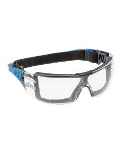 LOTZEN Safety glasses blue HT5K010 HÖGERT