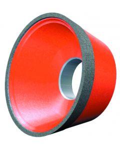 Алмазный круг 11V9-70 125x 8x3x40x32 AC4 125-100-100 POLTAVA