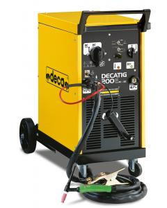 Keevitusaparaat DECATIG 200E AC/DC 400V kompl.  Industrial DECA 272500