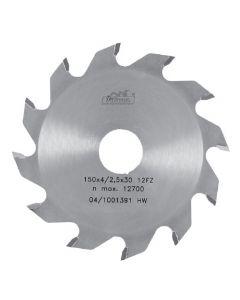 Circular saw blade 180x4.0x30mm  TCT  Z=16  Art. 225392  16  FZ   PILANA