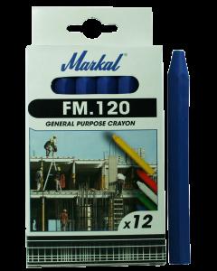Kriit  FM.120 sinine  MARKAL  44010400