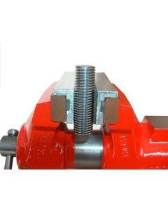 Губки накладные для тисков 125mm АЛЮМИНИЙ MCL 125H YORK