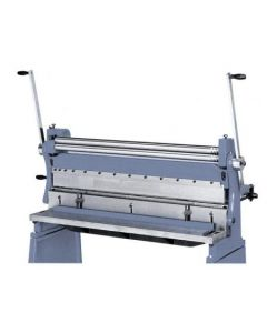 Plate bending machine combined SNO-1000 1.00x1016mm/90° ROMA Art.25371004