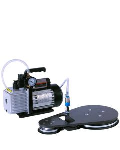 Комплект вакуумного крепления овальный VAC.820 с насосом 450x250mm EUROBOOR