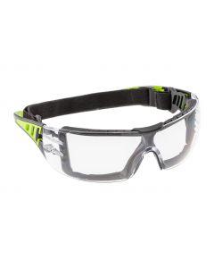 LOTZEN Safety glasses green HT5K011 HÖGERT