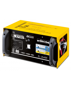 Akulaadija FL 3713D electronic 230V 22A  6-12-24V 30/450Ah   DECA 319900