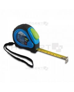 Measuring tape  5.0 m/25 mm with magnetic and nylon-coated HT4M426 HÖGERT