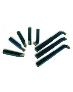 Turning tool set h=12mm  8pcs. SK12x12 PROMA 25331212