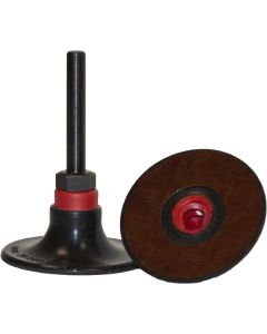 Backing pad QRC 555 d. 50.0 mm  red   Klingspor 295429