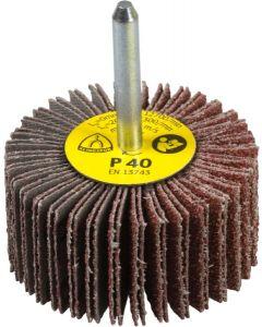 Lamellketas otsikuga  20x15x 6 mm grit  40 KLINGSPOR 284736