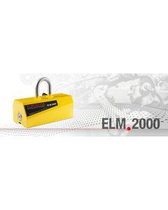 Грузовой магнит 2000kg EUROBOOR ELM.2000