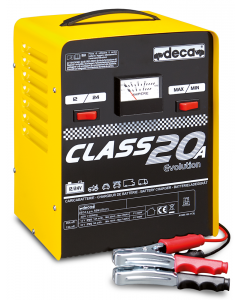 Akulaadija CLASS 20A 230V/300W  12/24V / 20 A  10/250Ah DECA