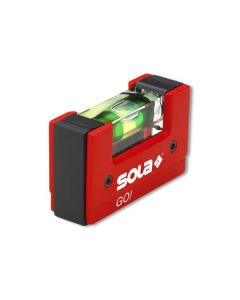 Compact spirit level GO!  SOLA 01620101