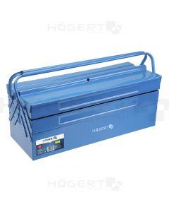 Ящик для инструмента метал. 550x205x295 HT7G072 HÖGERT