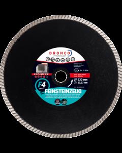 Diamond Cutting Disc 125x1.4x22 F4 CERA superior DRONCO 4124512100