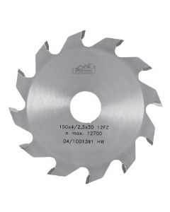 Circular saw blade 180x5.0x30mm  TCT  Z=16  Art. 225392  16  FZ   PILANA