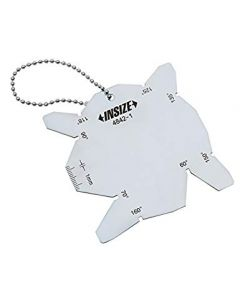 Drill angle gauge INOX INSIZE 4842-1