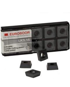 Твердосплавные палстины 4-гр. INOX EUROBOOR LKS.15
