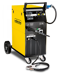 Welding machine DECAMIG 635T 3x230-400V/25-350A (d.0.80-1.6, 300mm)  DECA 262200