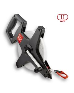Measuring tape 100.0 m H=13.0 mm EC accuracy class II  SOLA 50052901