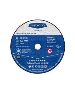 Katkaisulaikka  76x1.2x10 AS46T superior OSBORN/DRONCO 6407634100