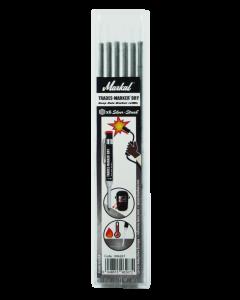 Profimarkeri südamik (Silver-Streak®  6tk) keevitajale TRADES-MARKER DRY   MARKAL 096267