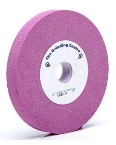 Grinding wheel 100x 20x 20 pink A98 F 80 L CARBORUNDUM