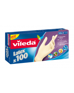 VILEDA Kindad MULTI LATEX 100tk/L