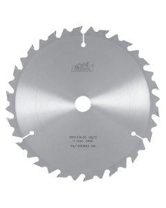 Circular saw blade 400x4.0x30 mm TCT  Z=24    Art. 225383-55  24   LFZ  PILANA