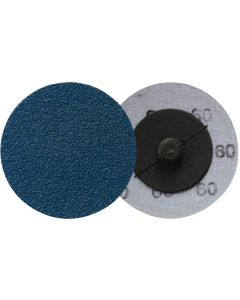 Kiirketas QRC 411 d. 50.0 mm grain 120-Z  ZIRCON Klingspor 295311